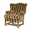 Greenvale wing-back armchair