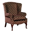 Queenborough fireside armchair
