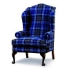 Kerry wing-back armchair
